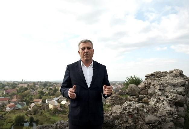 Лідер перегонів на посаду голови Виноградівської ОТГ Іван Бушко повертається у велику політику (відео)