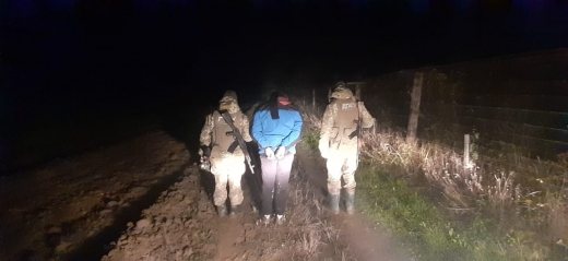 На Закарпатті поблизу кордону з Угорщиною затримали порушника