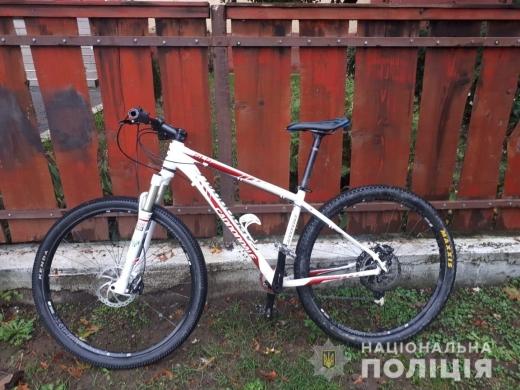 Раніше судимий за наркозлочини попався на крадіжці велосипедів в Ужгородському районі