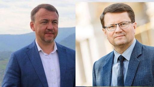 Петрова звільняють, а Полоскова погоджують на  голову Закарпатської ОДА