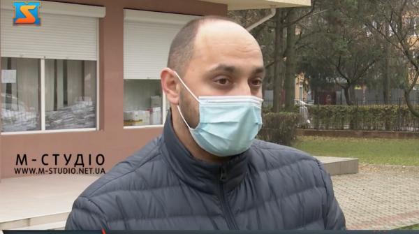 Підприємець Олег Гудаш, який підтримує важкопоранених учасників АТО, бореться за справедливість в Ужгородському суді (відео)