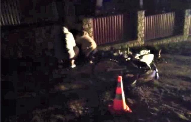 У ДТП на Іршавщині загинув 22-річний мотоцикліст