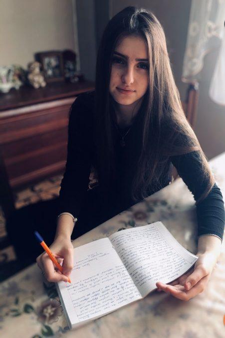 В Ужгородському інституті культури і мистецтв долучилися до написання радіодиктанту національної єдності
