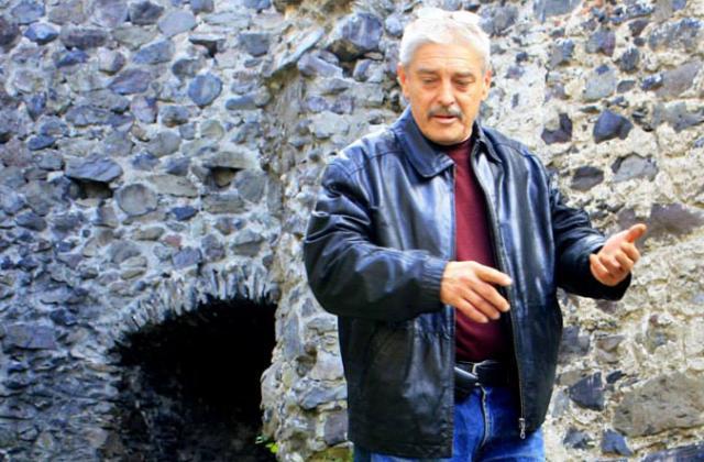Навколо Невицького замку не повинно бути паркану, – археолог Олександр Дзембас