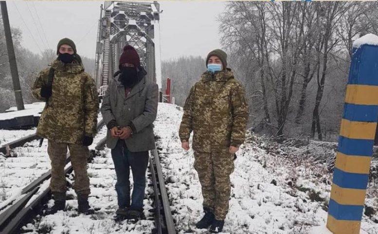 Прикордонники Чопського загону затримали порушника кордону зі Швеції