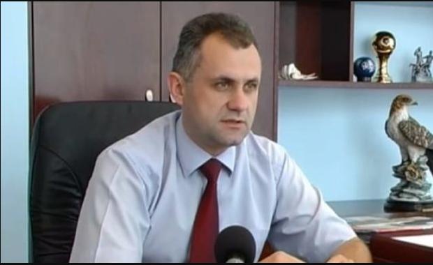 Президент задовільнив заяву голови Ужгородської РДА про звільнення