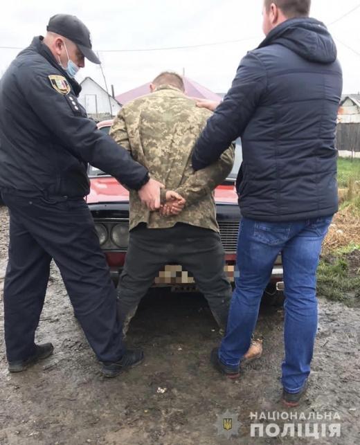 На Берегівщині 17-річний юнак викрав автомобіль