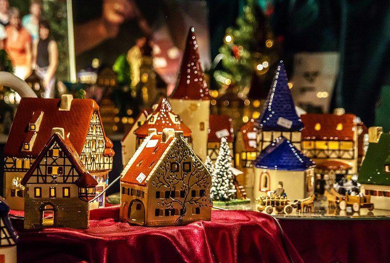 Завтра в Ужгороді розпочнеться новорічно-різдвяний ярмарок
