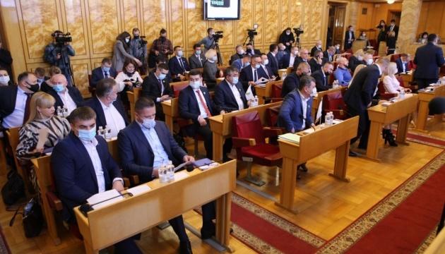 На посаду голови Закарпатської обласної ради висунуто кандидатуру Олексія Петрова
