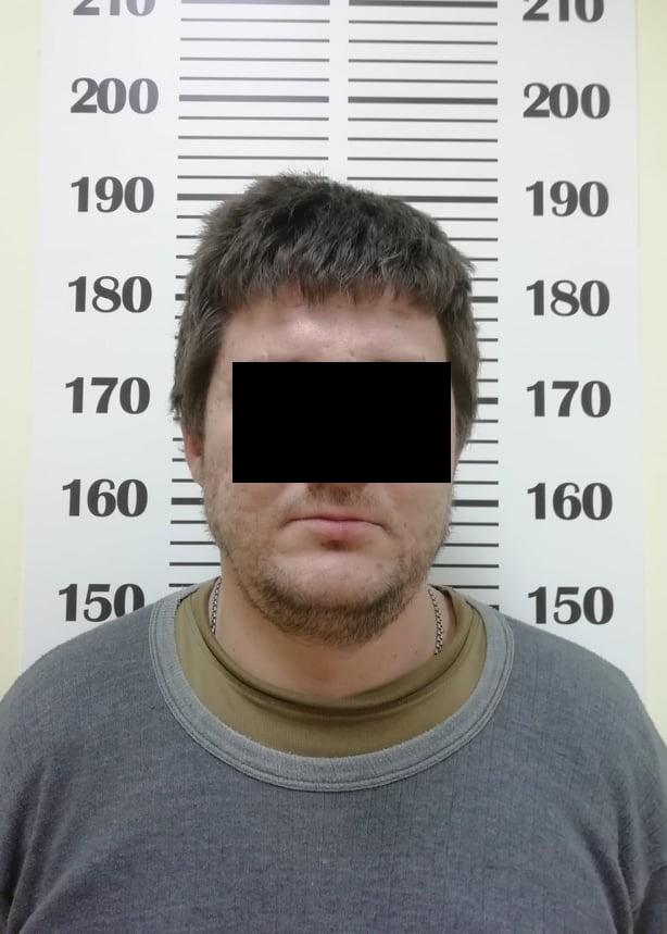 Прикордонники затримали на Ужгородщині мешканця обласного центру з наркотиками, але без документів