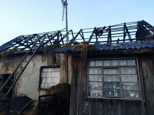 У неділю на Ужгородщині сталося три пожежі