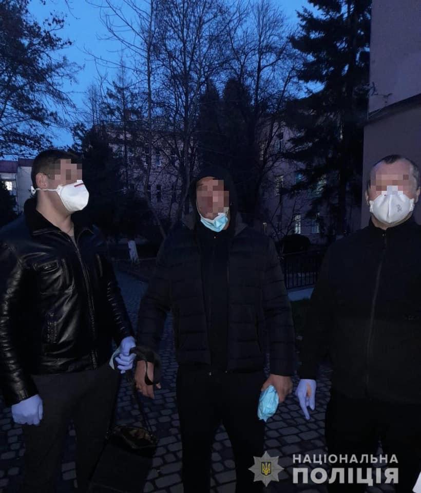 В Ужгороді затримали наркоторговця, який перебував у розшуку
