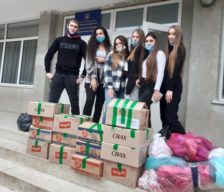 Закарпатців запрошують до школи волонтерів