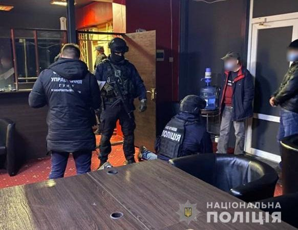 Правоохоронці виявили в Ужгороді місця незаконного грального бізнесу