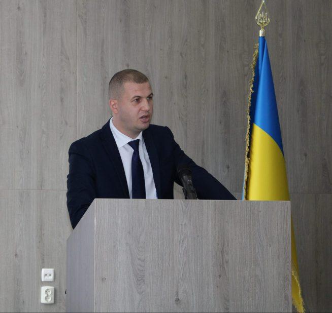 Головою Ужгородської районної ради VІІІ скликання обрано Юрія Фрінцка