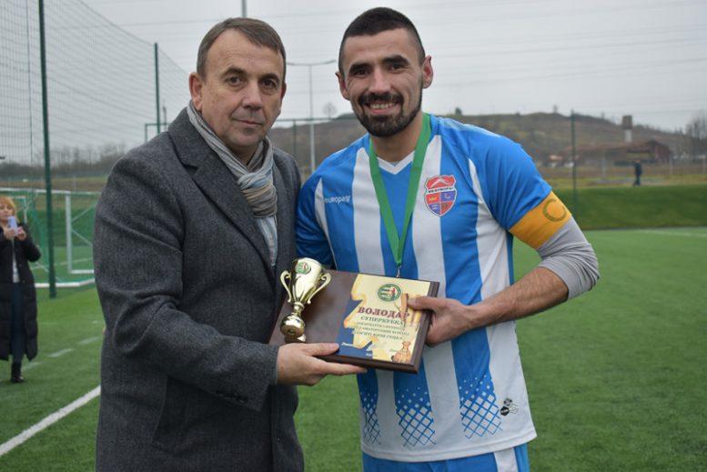 Трагічно загиблого Мирослава Мудру визнано кращим футболістом Закарпаття 2020 року