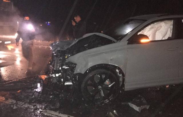 Загадкова ДТП зі смертельним наслідком поблизу Ужгорода