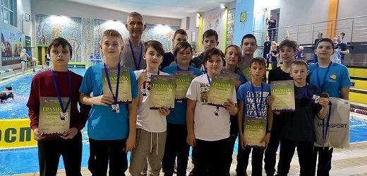 Ватерполісти з Ужгорода стали бронзовими призерами чемпіонату у Львові