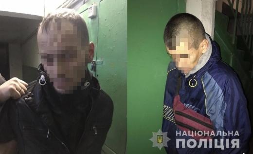 """В Ужгороді затримали """"дует"""" квартирних злодіїв"""