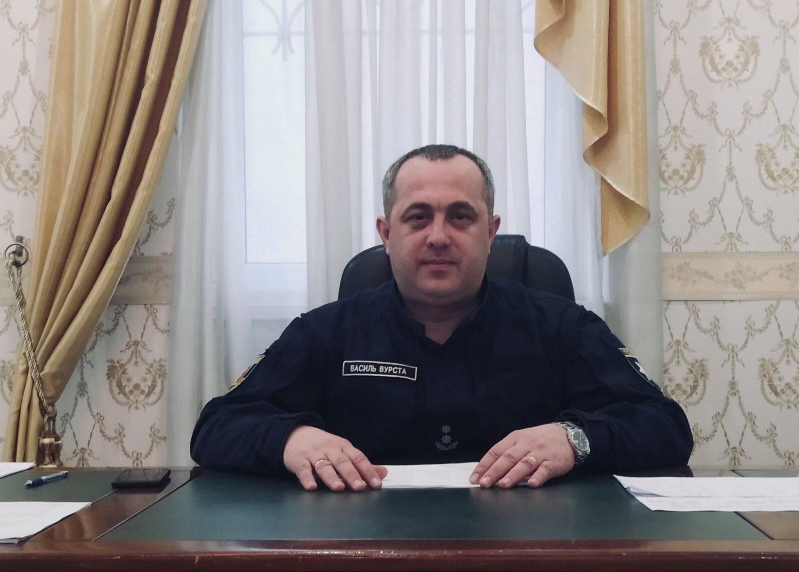 На Берегівщині представлено нового очільника райвідділу поліції