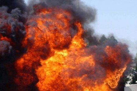 За добу на Закарпатті згоріли дві дроварні