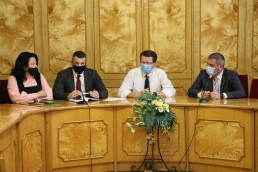 Новим заступником голови Закарпатської ОДА став колишній очільник Берегівської райдержадміністрації Іштван Петрушка