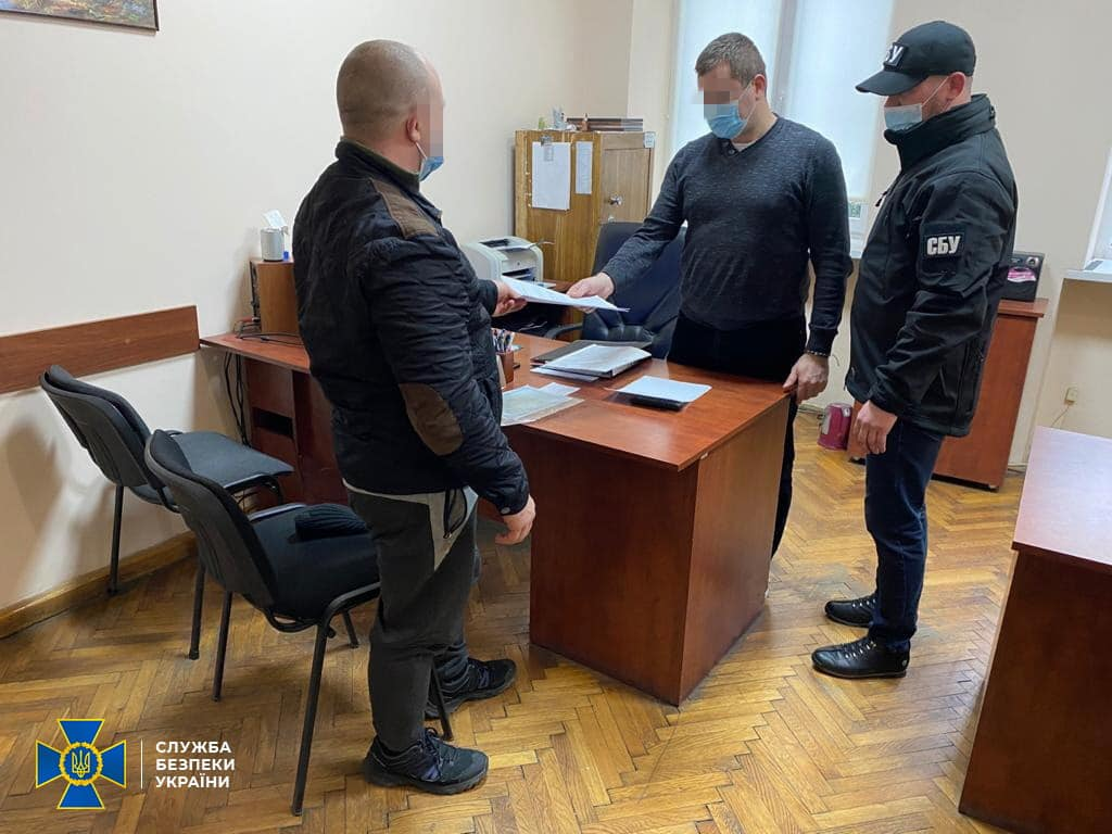 СБУ викрила мешканця Берегова, який пропагував відокремлення Закарпаття від України
