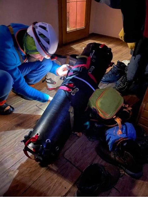 Подробиці рятувальної операції в Карпатах від волонтера Богдана Фаштриги