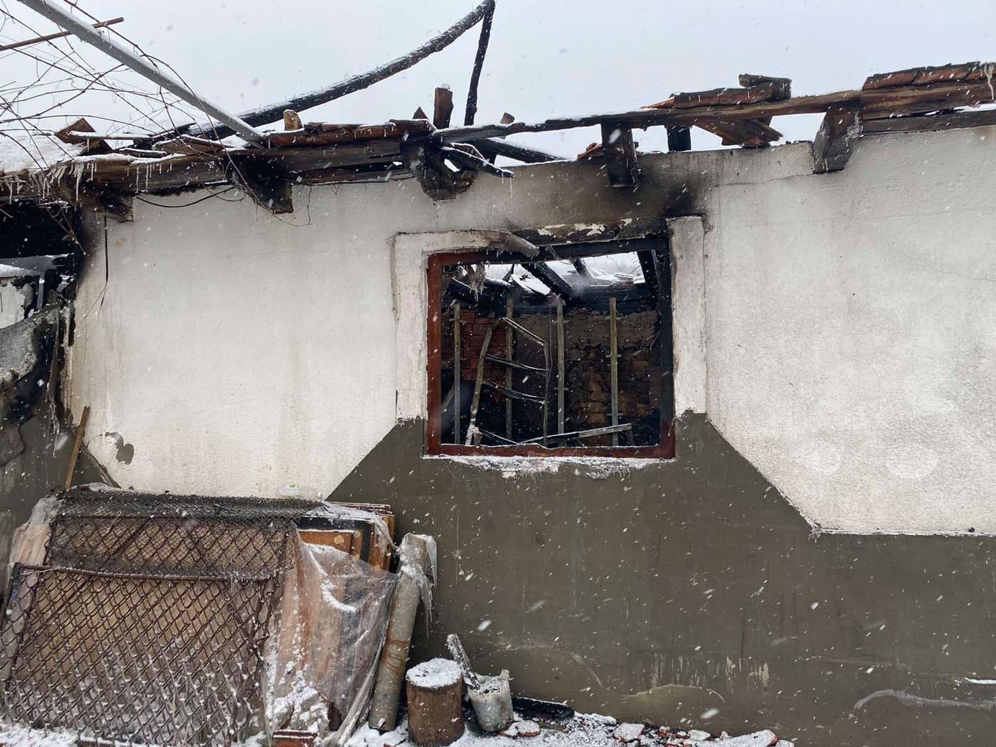 За добу внаслідок пожеж загинуло двоє людей на Мукачівщині