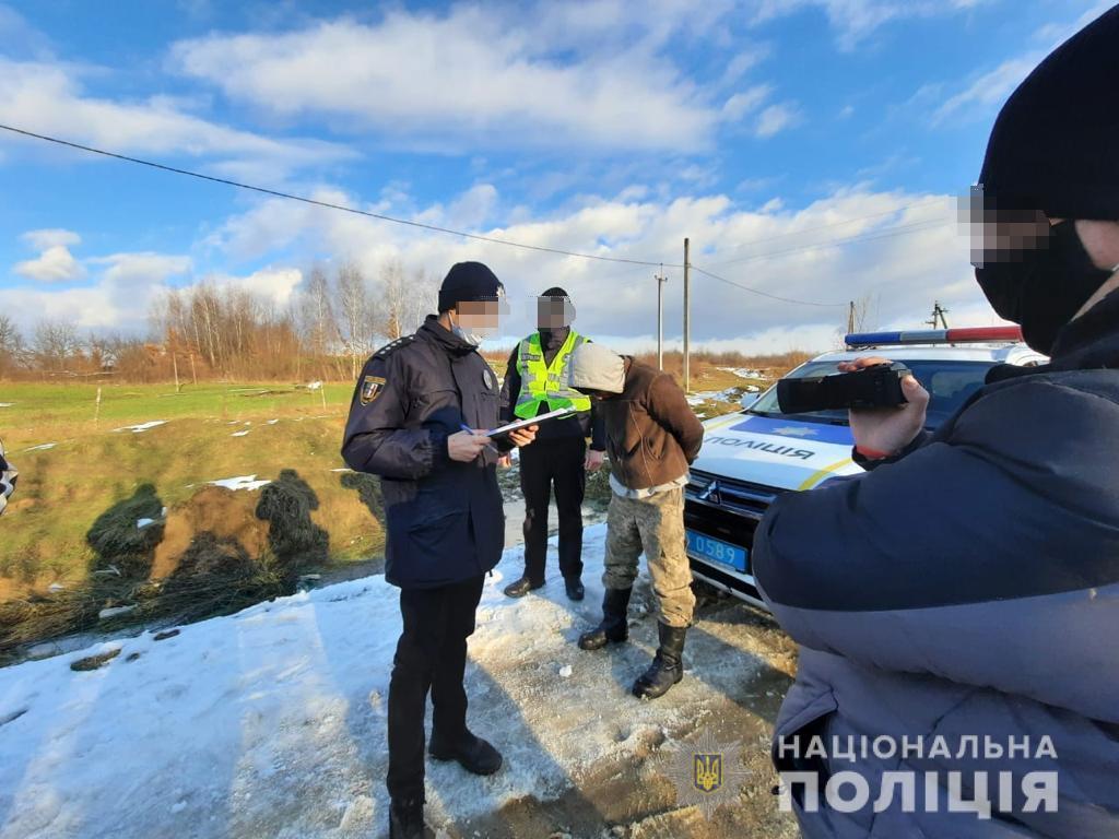 Поліція затримала хустянина під час продажу вибухівки
