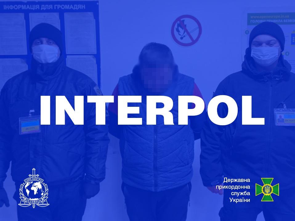 Закарпатські прикордонники затримали розшукуваного Інтерполом угорця поблизу кордону з Румунією