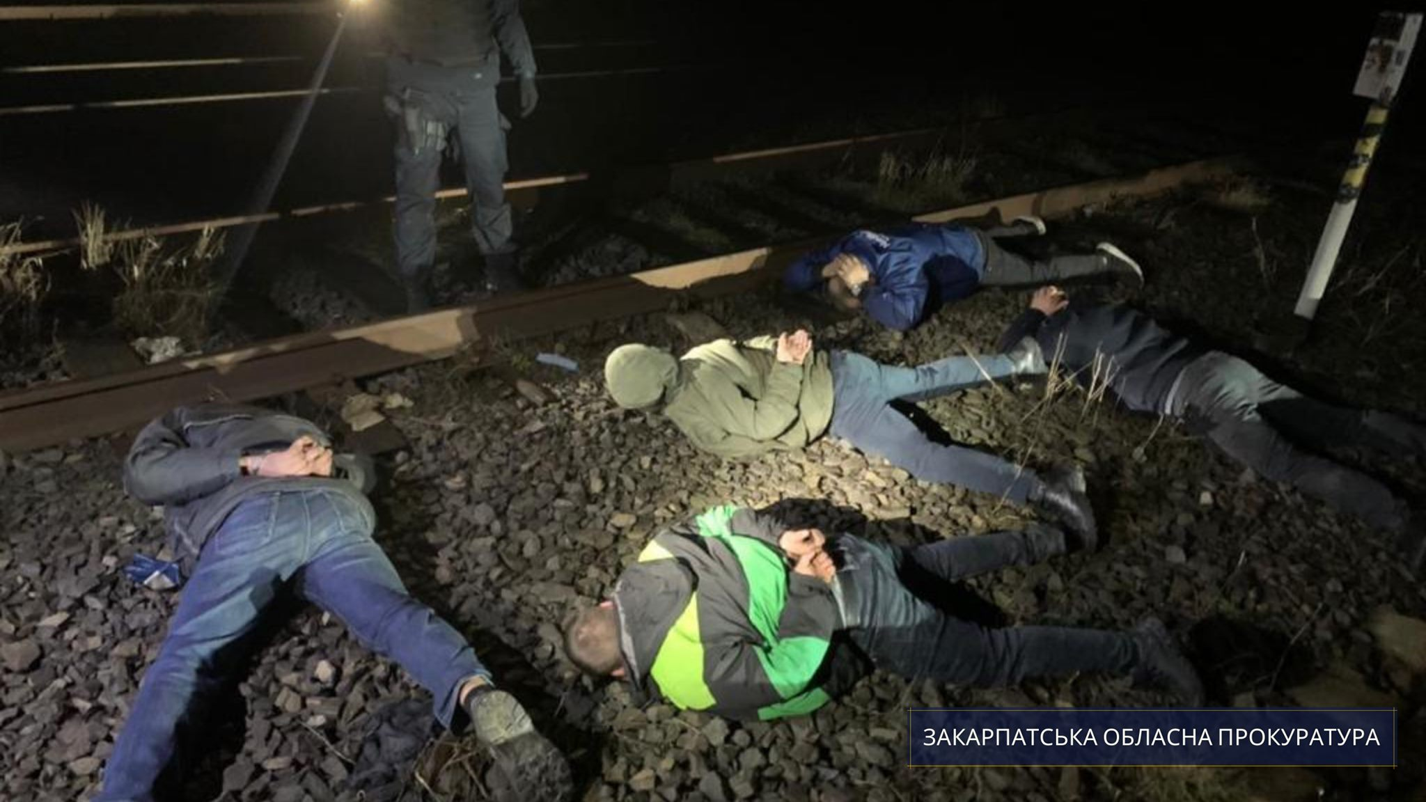 На Закарпатті підозрюваних у привласненні дизпалива працівників залізниці, взято під варту