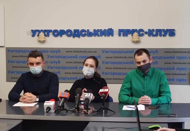 Закарпатські медійники розповіли про факти перешкоджання журналістській діяльності (відео)
