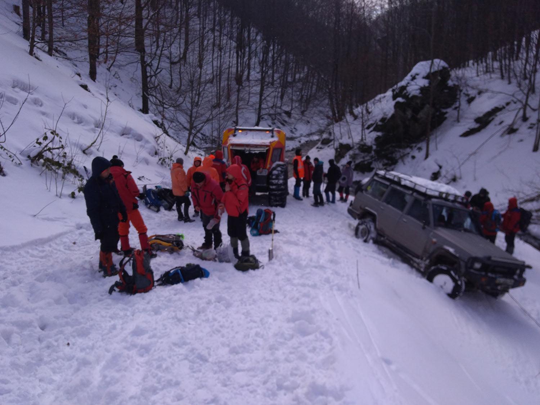 Заблукалого у горах на Закарпатті киянина досі не знайдено – у пошуках задіяно 66 чоловік та 13 одиниць техніки