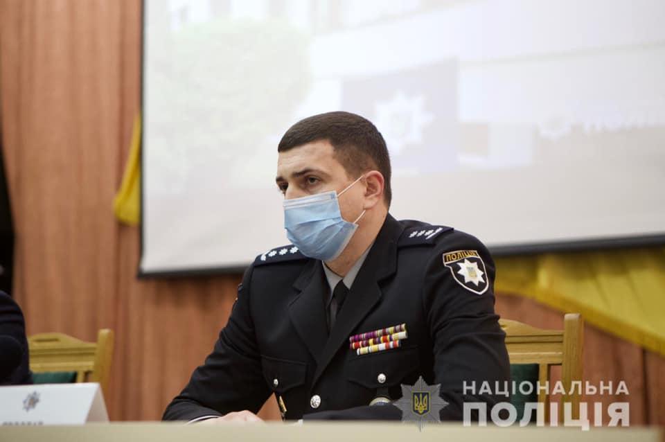 На Закарпатті представили нового керівника поліції області
