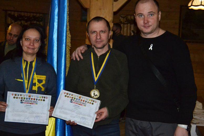 Учасників Союзницького зимового походу на Говерлу нагородили ексклюзивними медалями (фото)