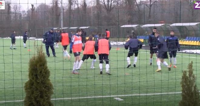 На Закарпатті стартувала Зимова першість з футболу (ВІДЕО)