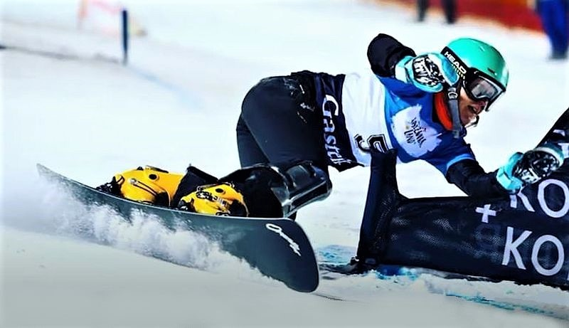 "Закарпатка Аннамарі Данча виграла ""золото"" та ""бронзу"" на двох етапах Кубка Європи зі сноубордингу"