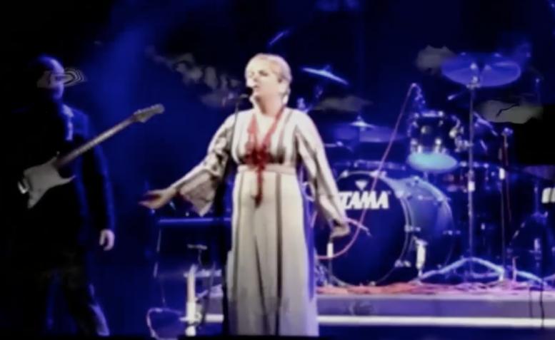 Закарпатська співачка Мирослава Копинець зняла кліп присвячений людям з психічними вадами (відео)
