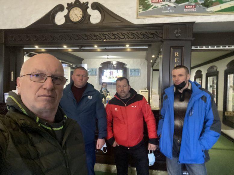 «Термальні води «Косино» оздоровили гірських рятувальників з Рахівщини
