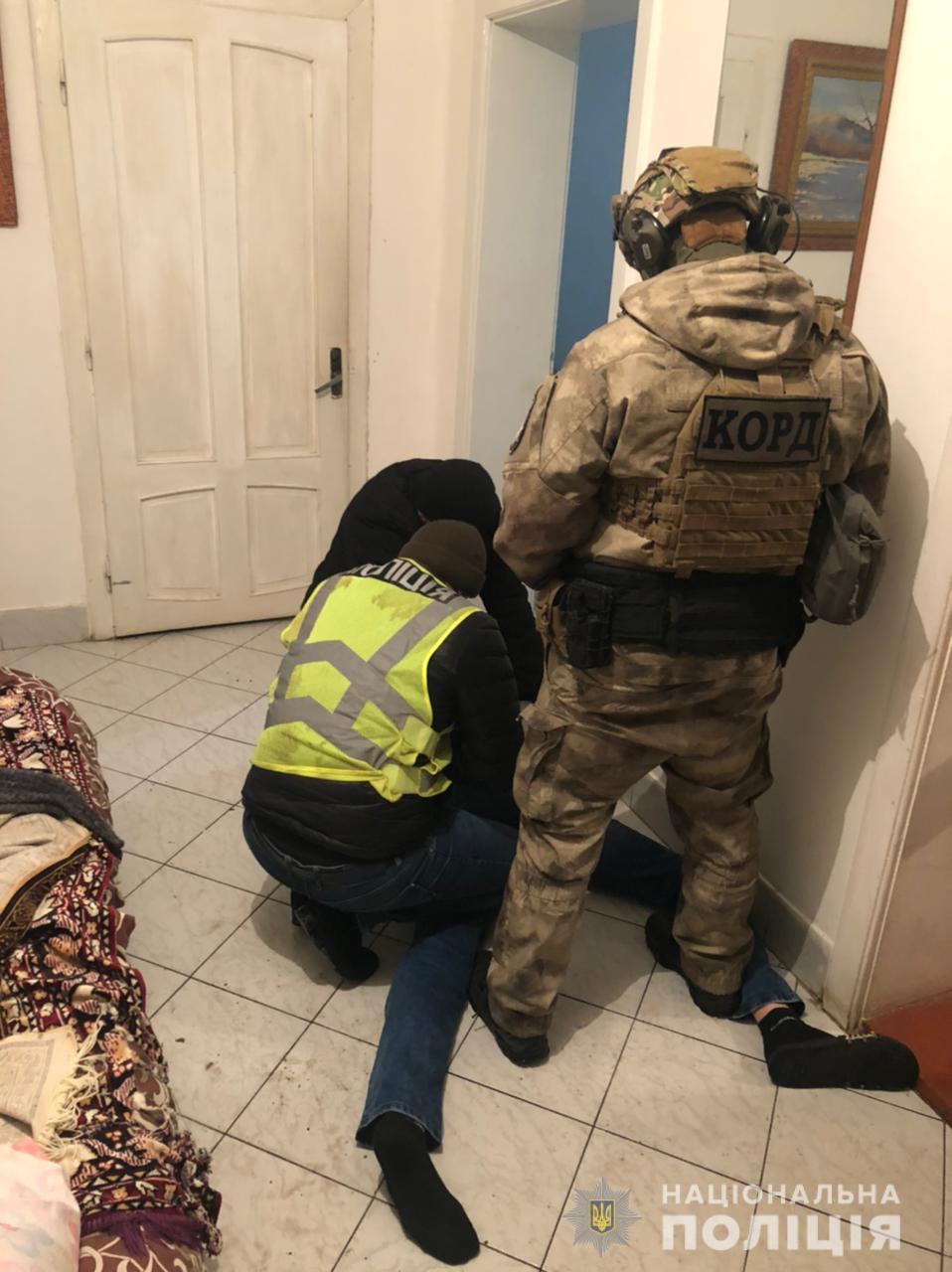 Під час продажу метамфетаміну у Берегові затримали наркоторговця