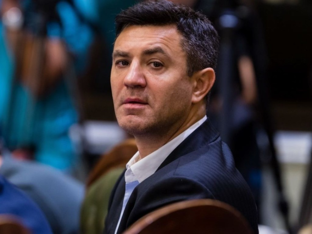 """Шоумен Микола Тищенко очолив осередок """"Слуги народу"""" на Закарпатті"""