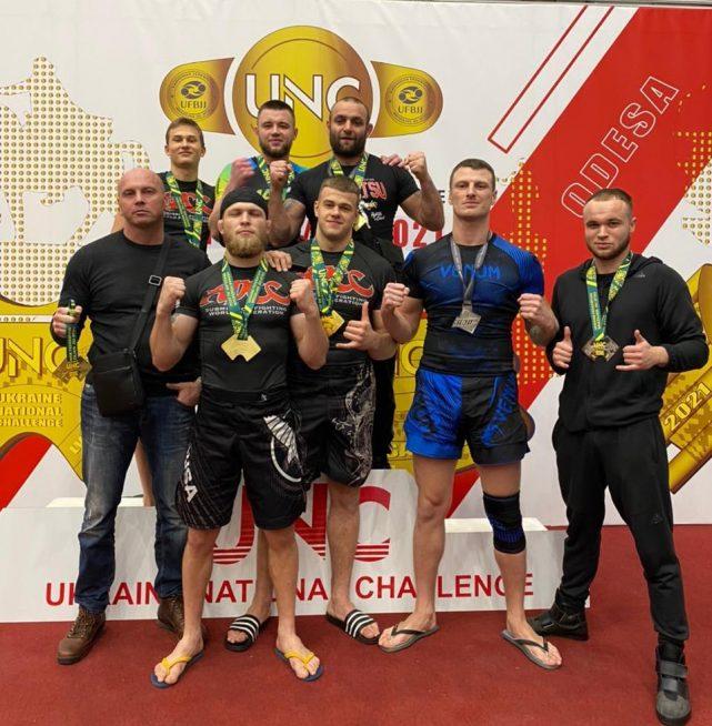 Ужгородці завоювали 10 медалей на міжнародних і всеукраїнських змаганнях із джиу-джитсу