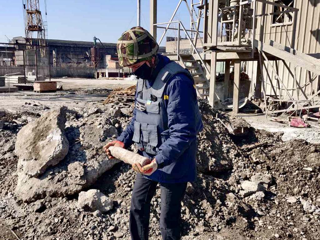 На будівельному майданчику в Ужгороді виявили боєприпаси часів Другої світової війни