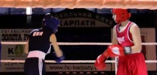 В обласному центрі Закарпаття проходить Чемпіонат України з жіночого боксу (ВІДЕО)