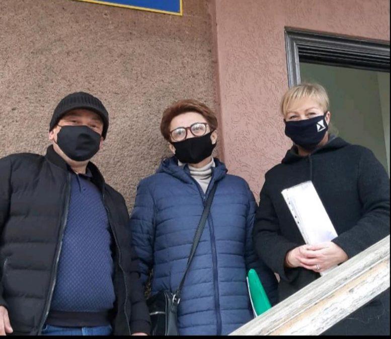 Закарпатські волонтери зібрали допомогу Берегівській психіатричній лікарні