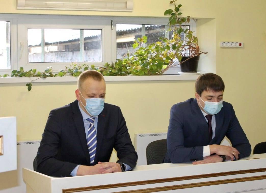 Колективу Ужгородської окружної прокуратури представили нового очільника