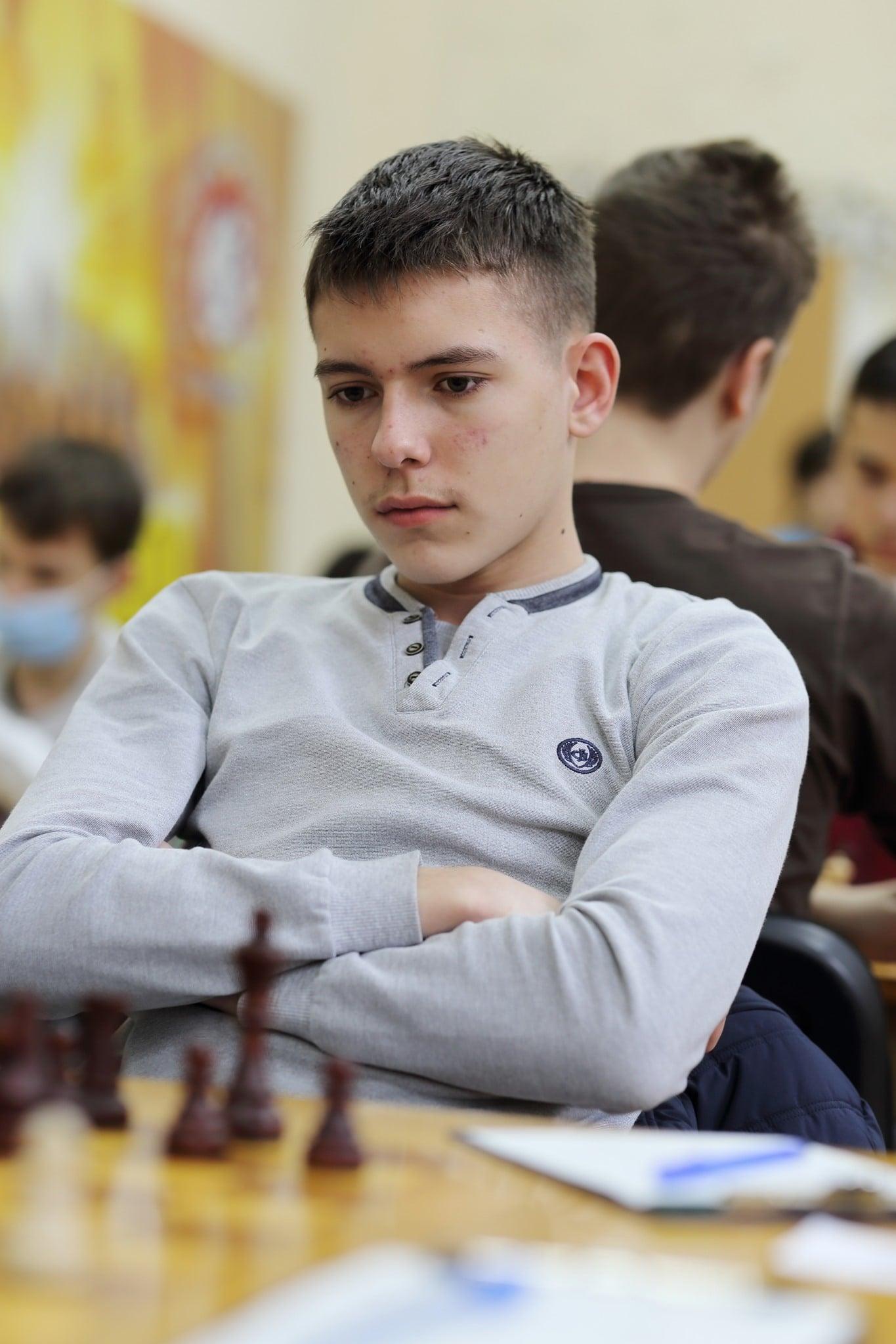 На Чемпіонаті України з шахів здобув перемогу школяр із Закарпаття