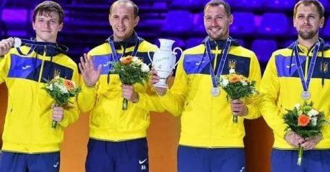 Фехтувальник із Закарпаття став призером етапу Кубка світу