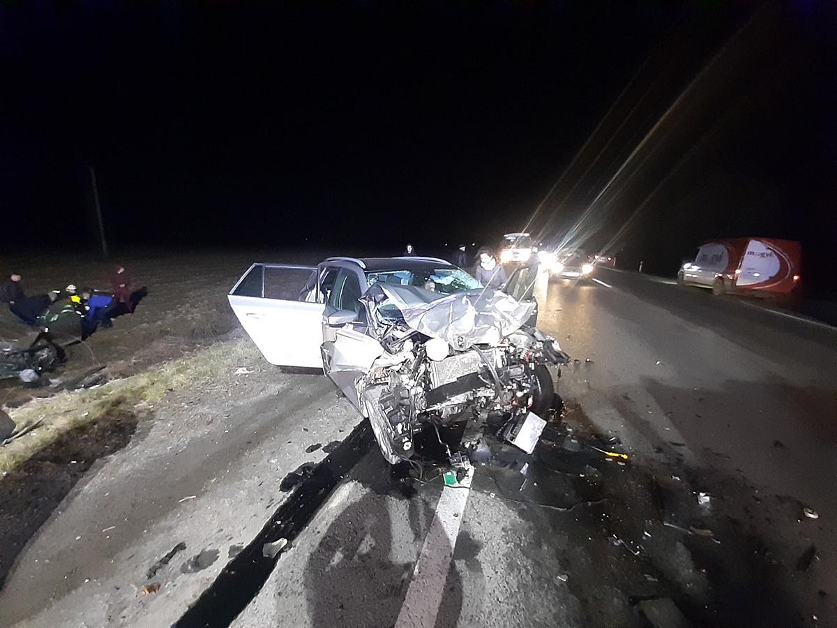 Під Мукачевом зіткнулися дві автівки – четверо травмованих у лікарні